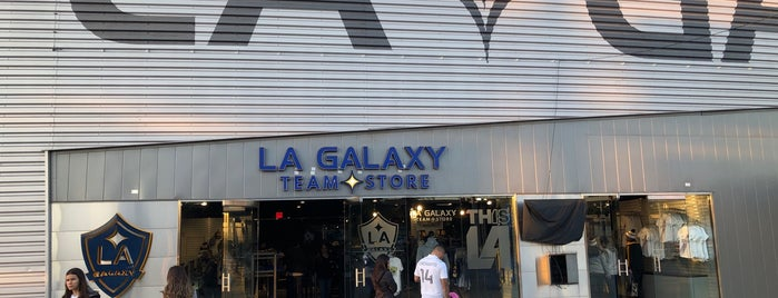 Team LA Store is one of Places in Carson.