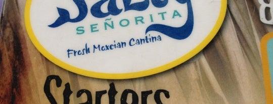 Salty Señorita is one of Old Town My Way.