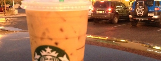 Starbucks is one of #61-80 Places for Road Trip in HITM.
