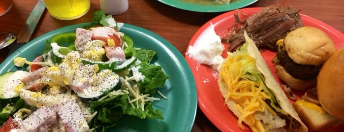 Golden Corral is one of Favorite Food.