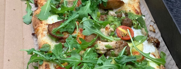 &pizza is one of Rafi: сохраненные места.