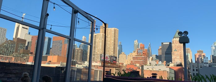 Cantina Rooftop is one of Rooftop Season.
