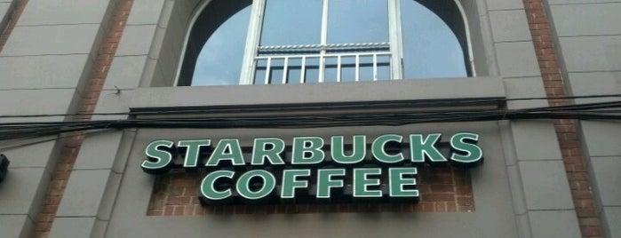 Starbucks is one of Rosario.