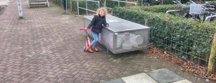 Van Beuningenplein is one of Amsterdam.