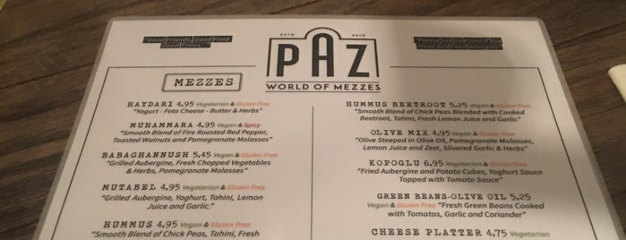 PAZ Open Fire Cooking is one of Amsterdam.