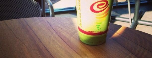 Jamba Juice is one of Posti che sono piaciuti a Roy.