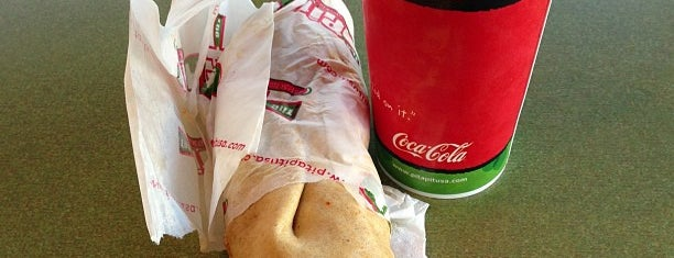 Pita Pit is one of Clarkさんのお気に入りスポット.
