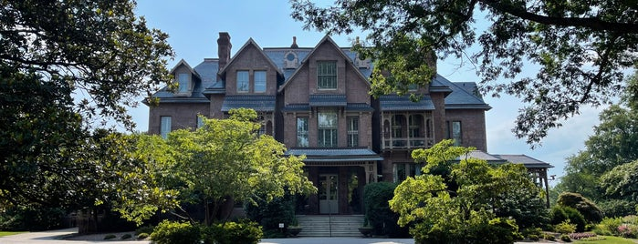 North Carolina Executive Mansion is one of Ralegh To-Do List.