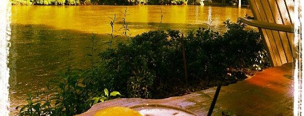 Canoe is one of Atlanta Al Fresco.