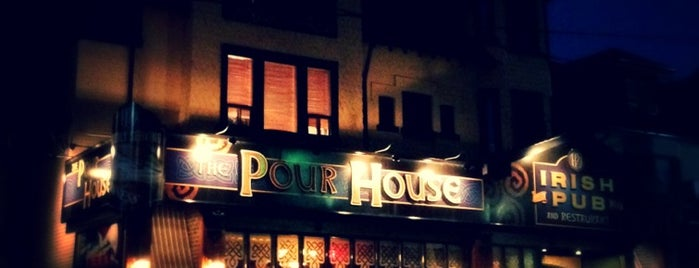 Pour House is one of Matt's Liked Places.