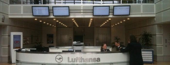Lufthansa Aviation Training Center (LATC) is one of Lufthansa.