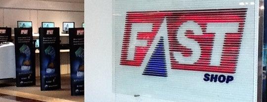 Fast Shop is one of Ribeirão Preto.