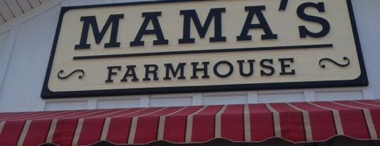Mama's Farmhouse is one of Gatlinburg, TN.