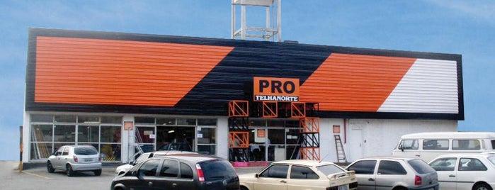 Telhanorte Pro Marginal is one of Telhanorte - São Paulo Capital.