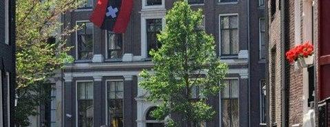 Museum Het Grachtenhuis is one of Monuments ❌❌❌.