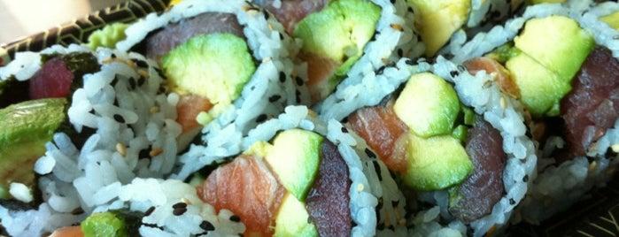 Kokoro Sushi is one of Locais curtidos por MJ.