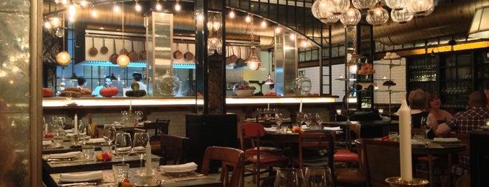 Toto Restaurante & Wine Bar is one of Hora de comer (o de cenar).