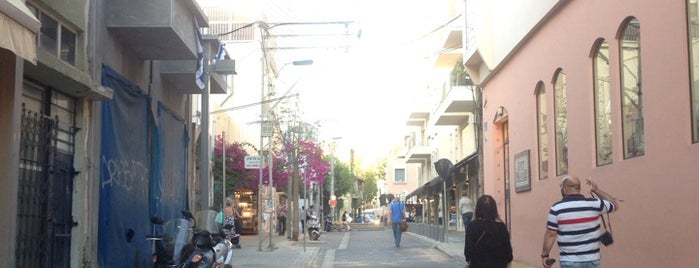Neve Tzedek is one of Summer in Tel-Aviv.