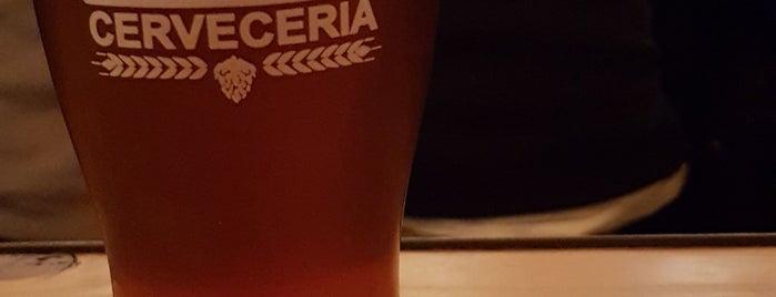 Cervecería 11.25 is one of Caballito.