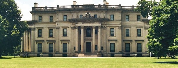 Vanderbilt Mansion National Historic Site is one of Catskills.