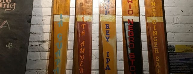 Bandido Brewing is one of Food & Fun - Quito.