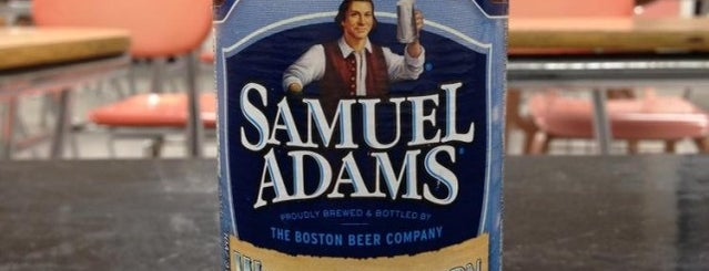 Sam Adams Brewhouse is one of Out & About in NY.