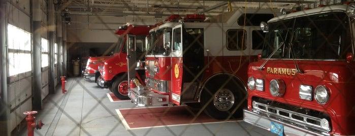 Paramus Fire Department Company 3 is one of สถานที่ที่ Stuart ถูกใจ.