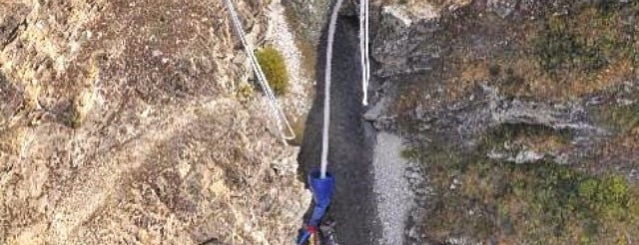 Nevis Highwire Bungy is one of NZ to go.