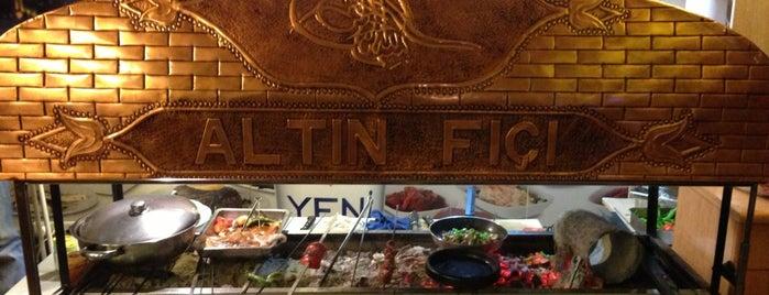 Altın Fıçı is one of สถานที่ที่บันทึกไว้ของ Mujdat.