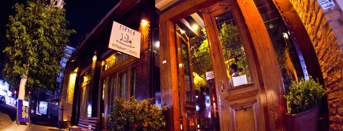 Espaço Lilló is one of Top 10 dinner spots in São Paulo.