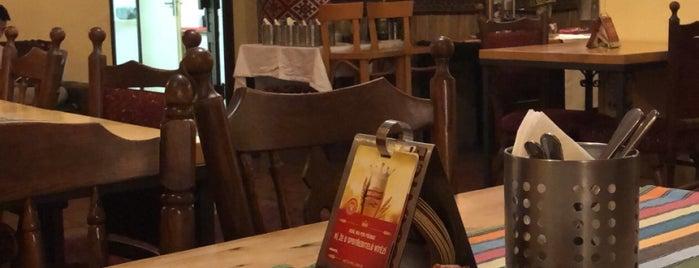 Restaurant Kabul is one of Prague.