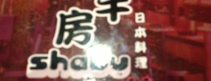 Shabu Sushi Japanese Cuisine is one of Yums.