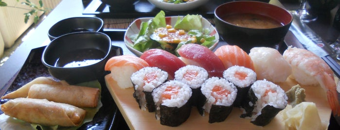 Mori Sushi Bar is one of Orient...express!!.