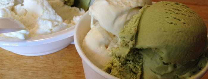 Christina's Homemade Ice Cream is one of New England To-Do's.