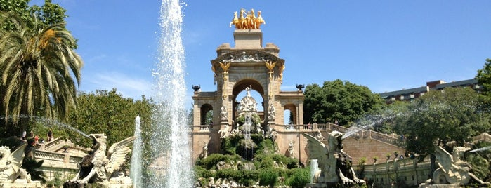 Parque de la Ciudadela is one of Barcelona / Essentials.