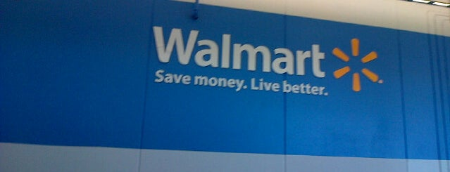 Walmart Supercenter is one of Tempat yang Disukai B David.