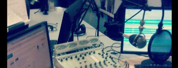 M10 Media (Радио для двоих, Питер FM, Радио Ваня, Популярная классика FM) is one of 3.