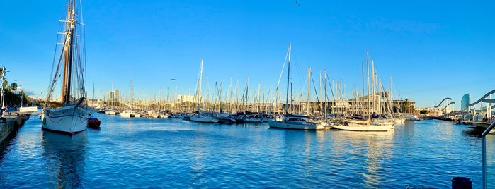 Port Vell is one of Posti che sono piaciuti a didem.