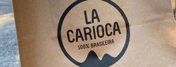 La Carioca is one of Barcelona.