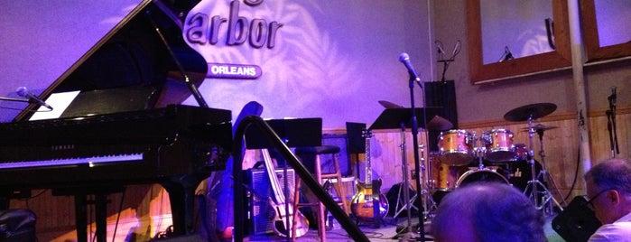 Snug Harbor Jazz Bistro is one of New Orleans.