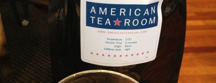 American Tea Room is one of LA Food List.