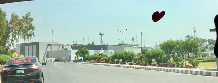 Faisalabad International Airport (LYP) is one of Major Airports Around The World.