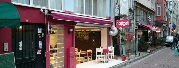 Hafizeli is one of Besiktas Ortaköy.