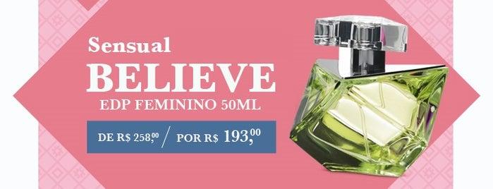 Fragrance Perfumaria'nın Beğendiği Mekanlar