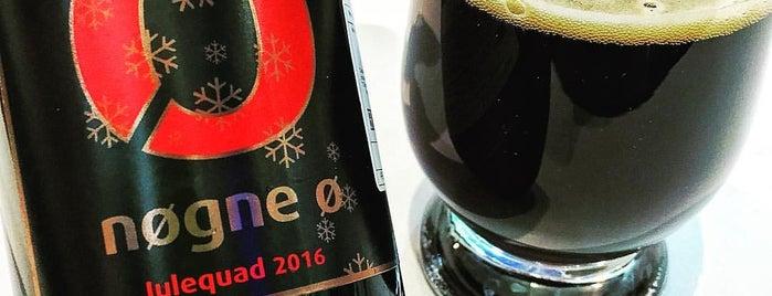 Nøgne Ø: Det Kompromissløse Bryggeri is one of Beer / Ratebeer's Top 100 Brewers [2017].