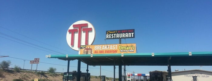 TTT Truck Stop is one of All-time favorites in United States.