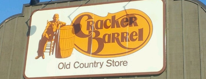 Cracker Barrel Old Country Store is one of San Antonio, TX.