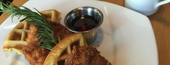 The 15 Best Places For Chicken Waffles In Nashville