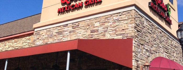 Qdoba Mexican Grill is one of Food Favorites.