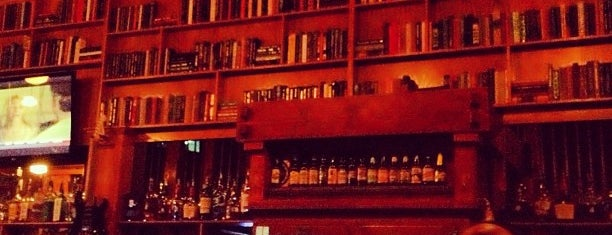 Library Bar is one of Drinks.